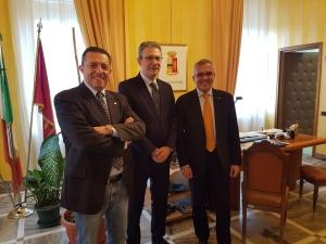 Confcommercio ha dato il suo benvenuto al nuovo questore della provincia di Cuneo