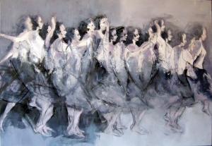 WAB, a Bra l'arte è donna: inaugura la mostra personale di Ada Nori