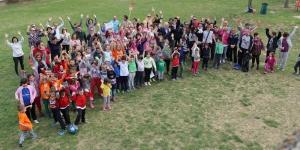 """Alba, giornata ecologica alla scuola elementare """"Gianni Rodari"""""""