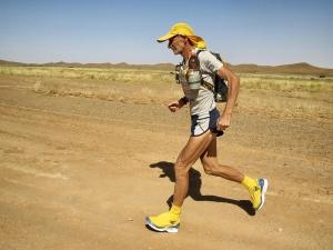 Marco Olmo è pronto per la Marathon des Sables