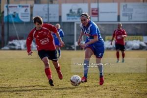 Il Cuneo Calcio Femminile pareggia 2-2 sul campo della Jesina
