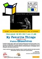Incontro con il pianista Fabio Giachino