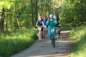 Il Cuneo Bike Festival che ha fatto pedalare la città