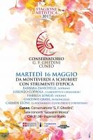 Da Monteverdi a Schubert con strumenti d'epoca