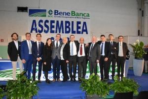 Elio Panero è il nuovo presidente di Bene Banca