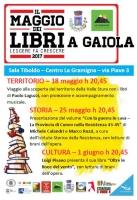 """""""Maggio dei Libri"""" anche a Gaiola"""