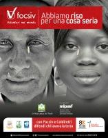 """Coldiretti Cuneo insieme a Focsiv nella campagna """"Abbiamo RISO per una cosa seria"""""""