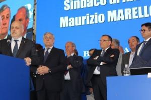 Il Presidente del Parlamento Europeo Antonio Tajani all'assemblea di Banca d'Alba