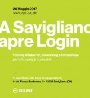 """Isiline apre a Savigliano il nuovo spazio di lavoro """"Login"""""""