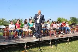 Inaugurata la nuova Biblioteca Civica in frazione Mussotto