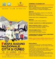 2° Vespa raduno nazionale Città di Cuneo