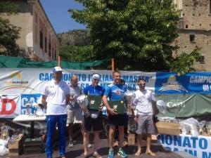 Massimo Galliano (Roata Chiusani) trionfa nel Campionato Italiano master di Corsa in montagna