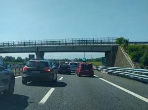 Incidente sull'A6 Torino-Savona