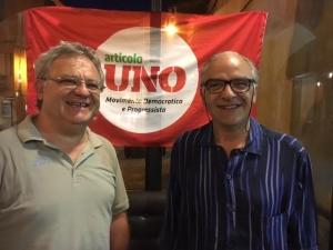 Fabrizio Botta è il coordinatore provinciale di Articolo Uno
