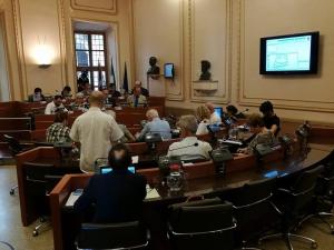 Bra: consiglio comunale approva lo schema d'atto per il Movicentro