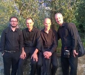 """The Palm Court Quartet - """"Dal grammofono al grande schermo"""""""