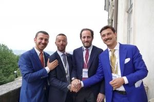 Alberto Ribezzo, di Monforte d'Alba, è il nuovo presidente dei Giovani Imprenditori di Confindustria Cuneo (VIDEO)