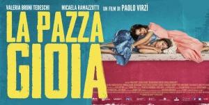 """Proiezione del film """"La pazza gioia"""" per la rassegna """"Cinema Insieme"""""""