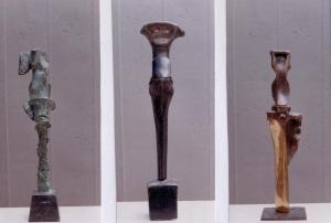 """""""Vigna bronzea"""", l'arte di Valerio Righini in mostra"""