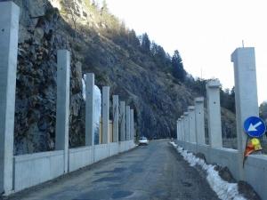 Giovedì 6 luglio chiusura totale della strada verso Bagni di Vinadio