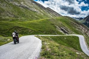 Macaluso e la Honda sono i vincitori della 20.000 Pieghe 2017