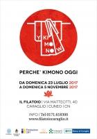 """Mostra """"Y Kimono Now - Perchè Kimono Oggi"""""""