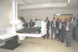 Mondovì inaugura il nuovo telecomandato in Radiologia