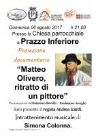 """""""Matteo Olivero, ritratto di un pittore"""""""
