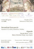 KALENDAMAYA - Festival Internazionale di Cultura e Musica Antica