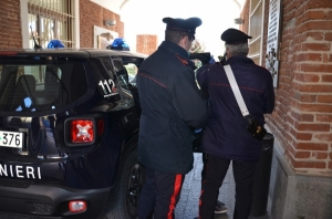 Carabinieri arrestano pusher con 120 grammi di cocaina purissima