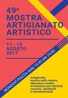 49ª edizione della Mostra dell'Artigianato Artistico a Mondovì