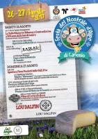 Festa del Nostrale d'Alpe