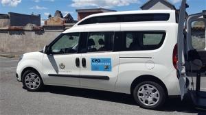 A Saluzzo riparte il servizio di trasporto per persone disabili