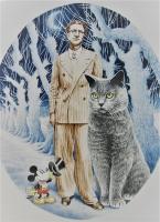 """Mostra """"I gatti dei Famosi"""""""
