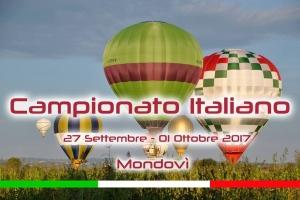 Campionato Italiano Mongolfiere 2017
