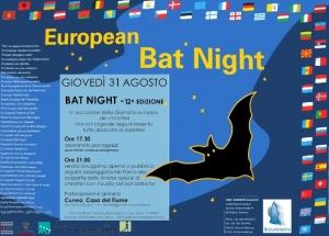 Bat Night a Cuneo