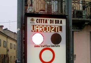 Area pedonale e Ztl a Bra: la nuova viabilità del centro storico