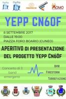 """Presentazione del progetto """"Yepp Cn6OltreFiume"""""""