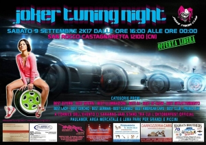 Joker Tuning Night