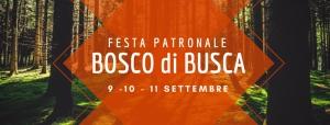 Festa del Bosco di Busca