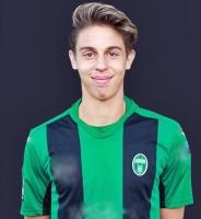 Luca Salomon all'A.C. Bra