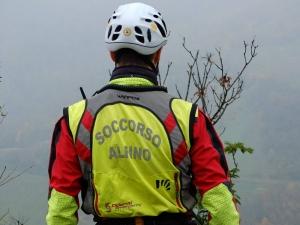 Alpinista ferito in val Maira