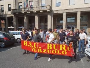 Caso Burgo: sono 140 i lavoratori che rischiano il posto
