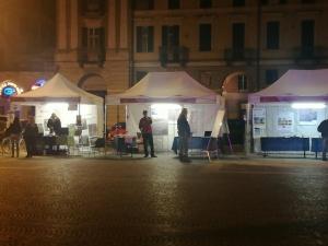 L'opinione: tutti in piazza D'Armi, in pochi alla 'Notte dei Ricercatori'