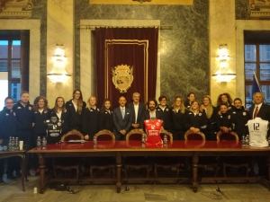 Pallavolo femminile: presentata la stagione in A2 della Ubi Banca S.Bernardo