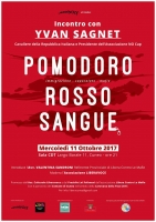 Incontro con Yvan Sagnet