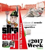 Aperte le iscrizioni alla Stracôni 2017