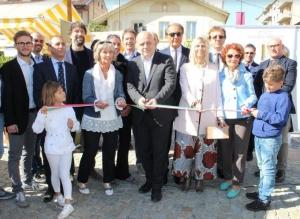 Inaugurata la prima edizione della 'Banca dei Sapori'
