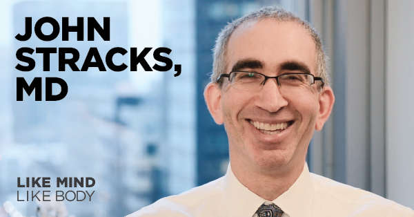 Podcast interview with John Stracks, MD, TMS doctor in Chicago