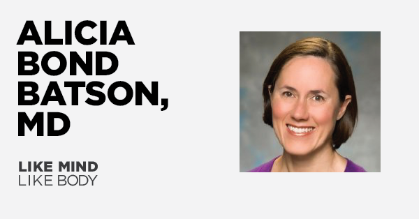 Podcast interview with Alicia Bond Batson, MD, Nashville